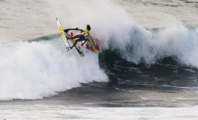 Finaltag beim PWA Windsurf World Cup Hawaii 2013.