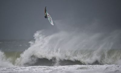 Red Bull Storm Chase Mission 3: Cornwall, England.