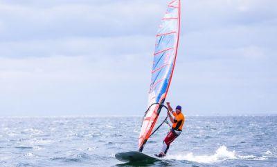 Rollei Windsurf Cup auf Fehmarn 2014.